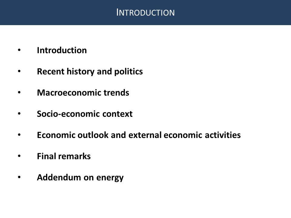 D EMOGRAPHY Million – Source: IMF, online database.