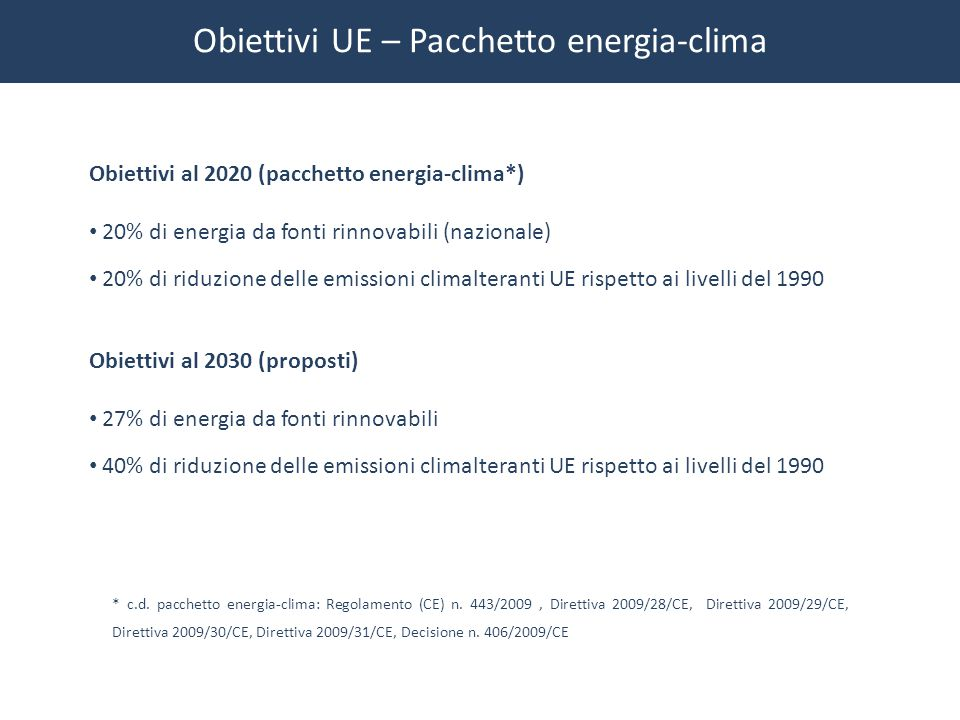 Quota dei consumi UE sul totale mondiale 2011 – Fonte: EIA, World Energy Outlook 2013.
