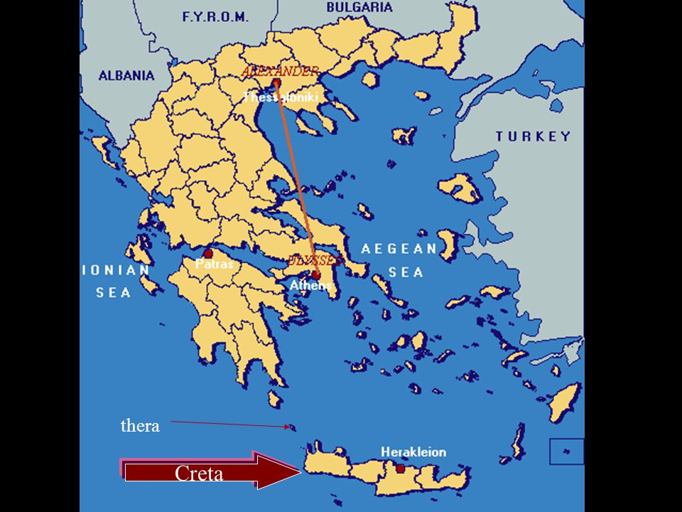 Creta thera