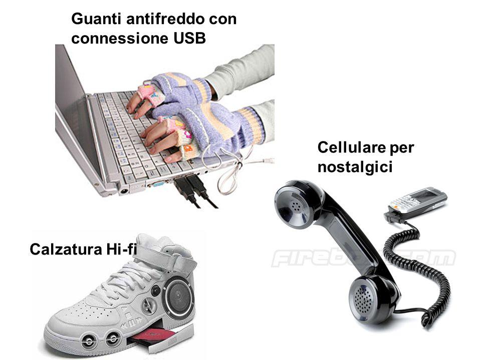 Guanti antifreddo con connessione USB Calzatura Hi-fi Cellulare per nostalgici