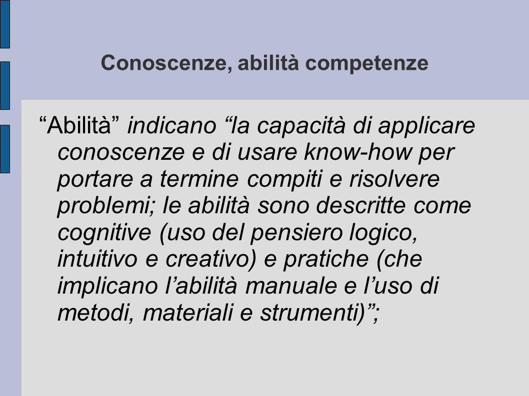 Didattica orientativa, in rapporto allo statuto delle discipline (3) Problemi da porsi: Di quale o di quali discipline è crocevia la mia materia di insegnamento.