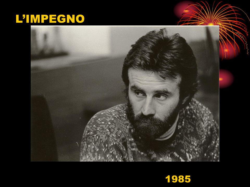 LIMPEGNO 1985
