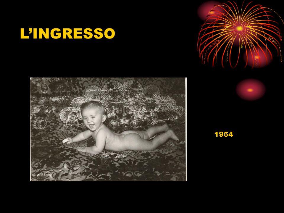 1954 LINGRESSO