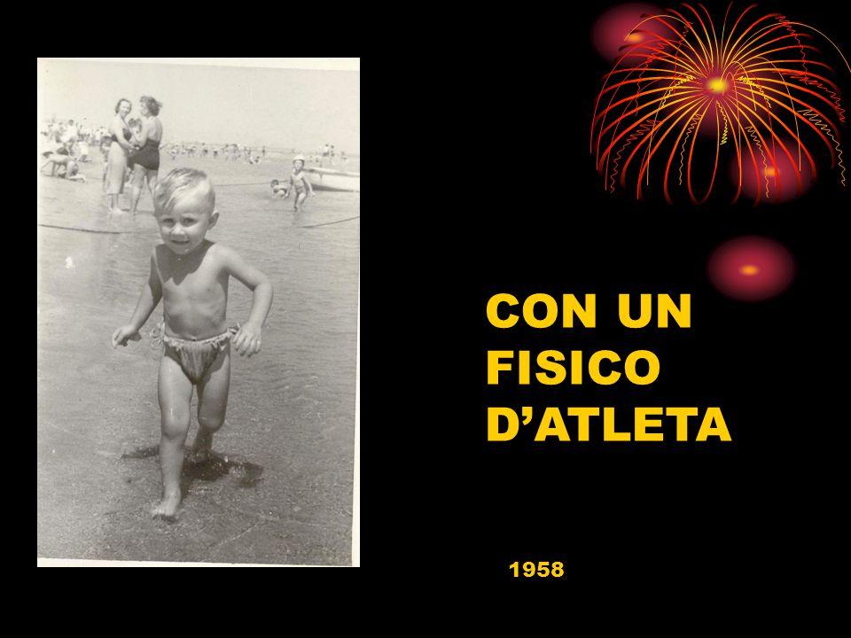 1958 CON UN FISICO DATLETA