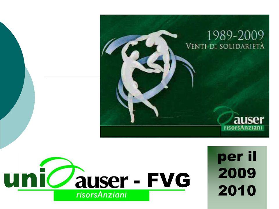 - FVG uni per il 2009 2010