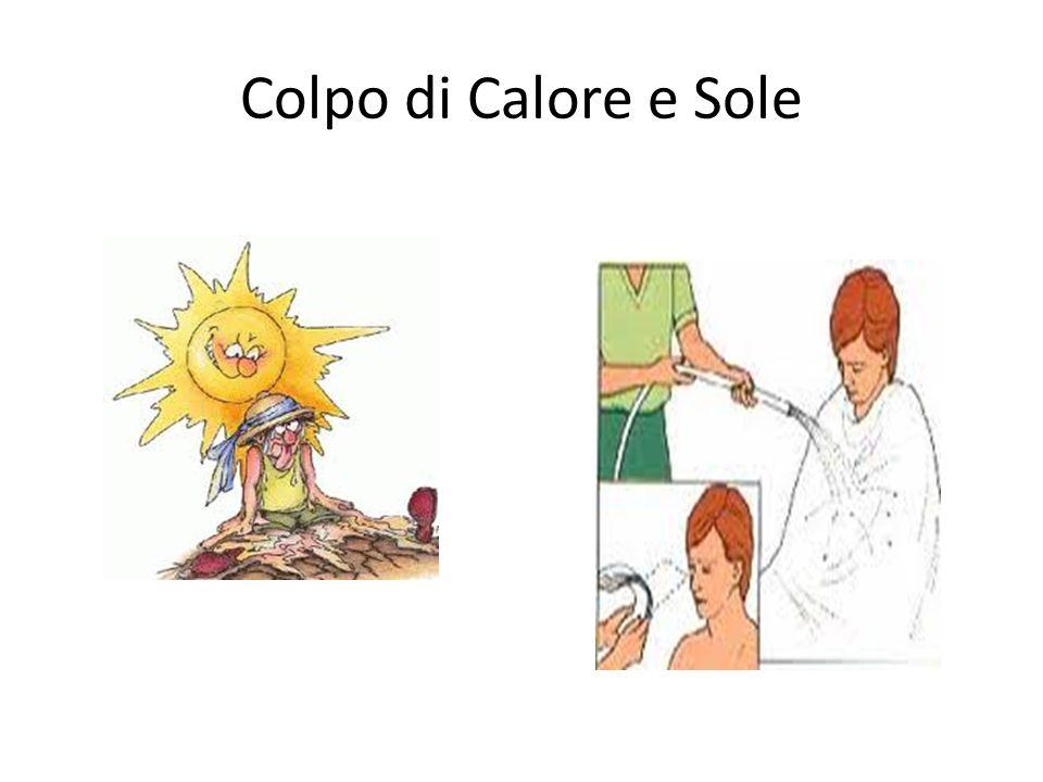 Colpo di Calore e Sole