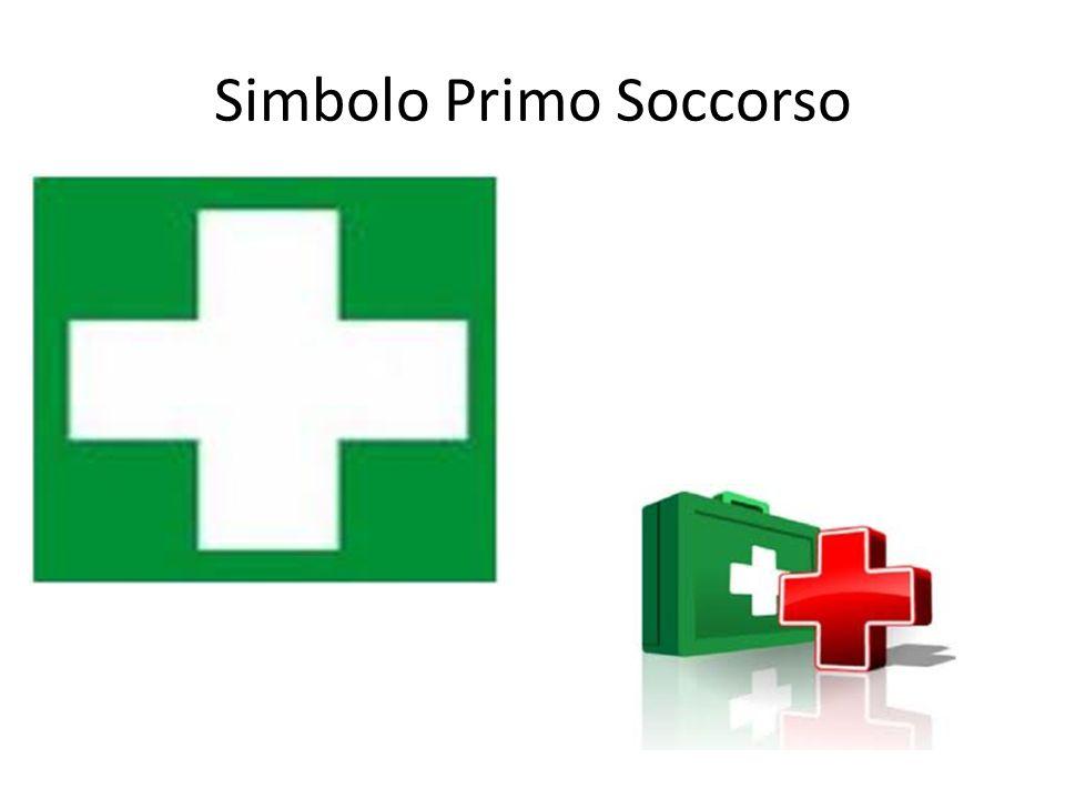Questo simbolo si trova sui mezzi di soccorso