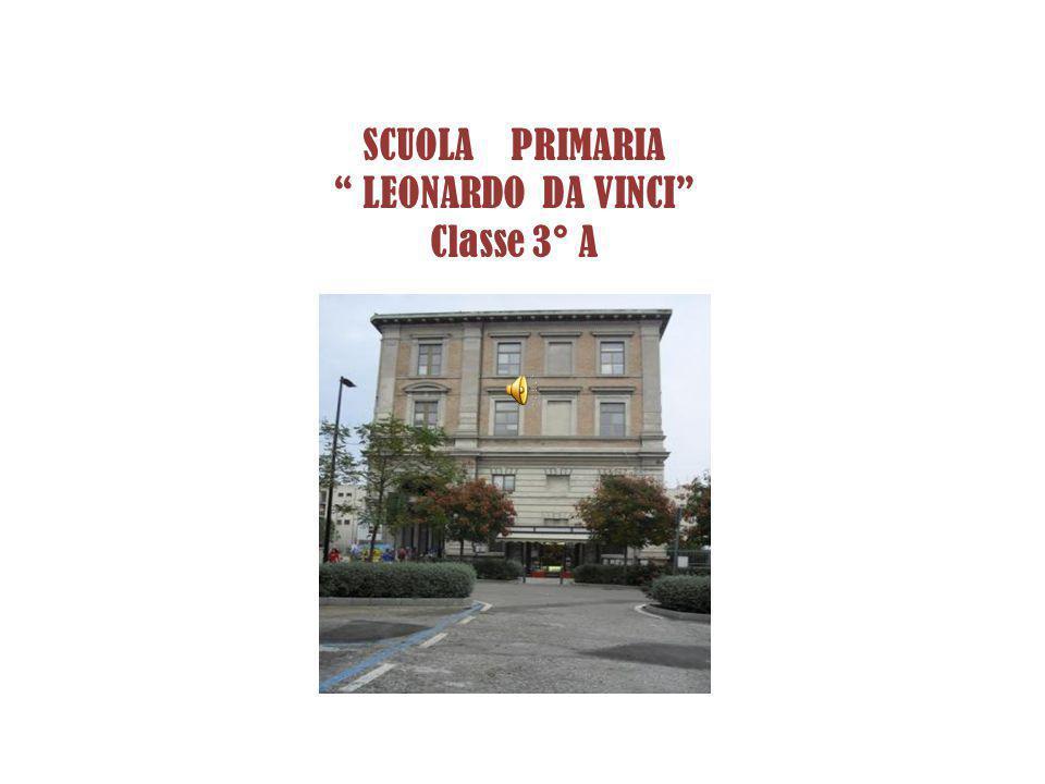 SCUOLA PRIMARIA LEONARDO DA VINCI Classe 3° A