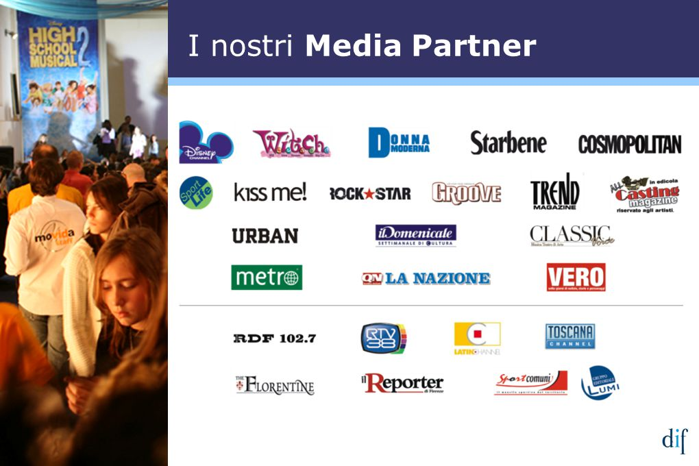 I nostri Media Partner