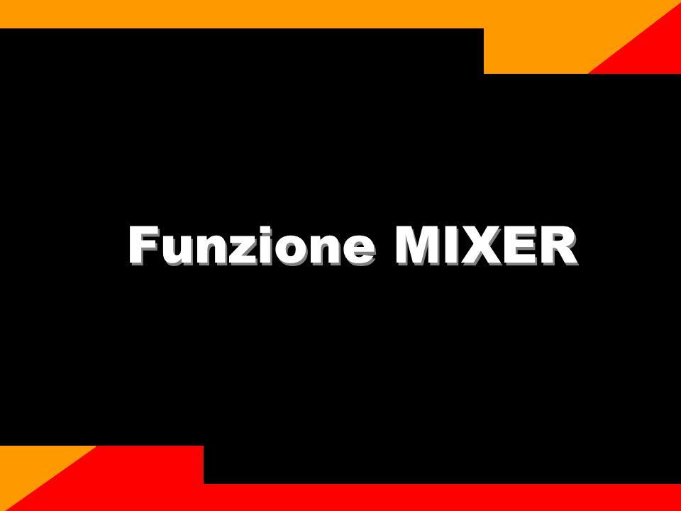 CASIO confidential MIXER FUNCTION Il mixer permette la modifica in tempo reale di diversi parametri part On/Off timbro volume, pan, tune(coarse, fine) bend range, reverb/chorus/DSP etc….
