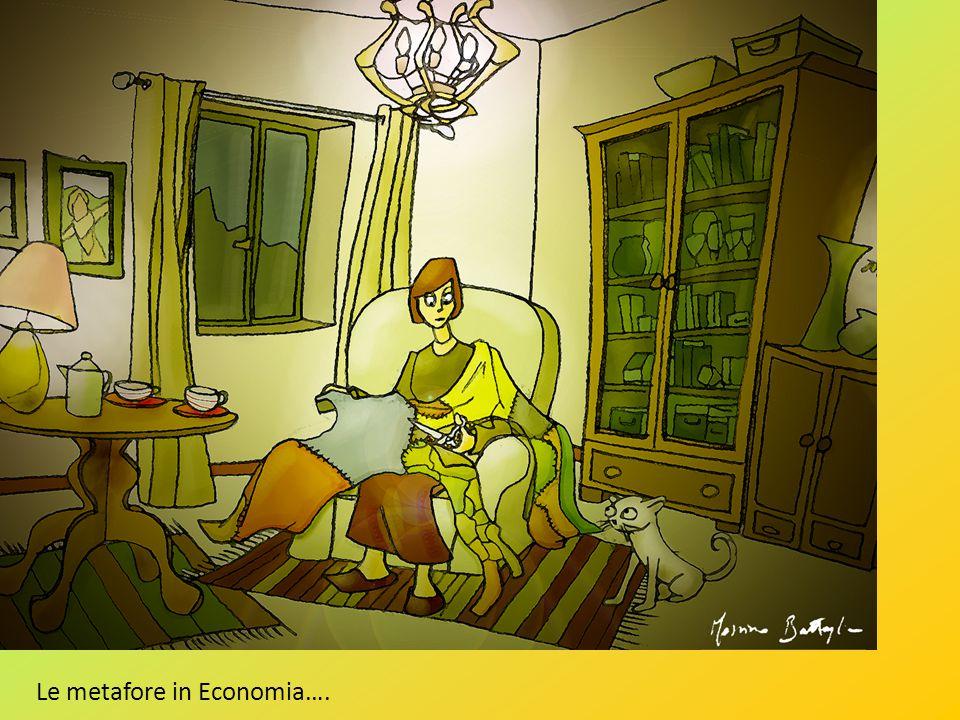 Le metafore in Economia….