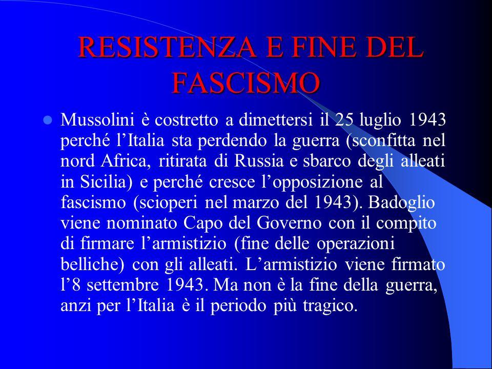 LAUTARCHIA Solo l'Italia fascista lanciò dichiaratamente l'autarchia dopo le sanzioni della Società delle nazioni per l'aggressione all'Etiopia (1935)