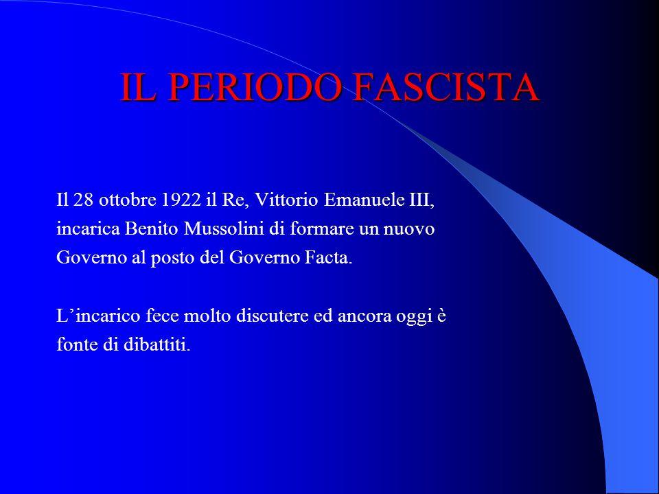 1922-1929 LA COSTRUZIONE Due date di riferimento interne: – il 1924 (crisi Matteotti) – Il 1925 (avvio della dittatura) Tra il 1922 ed il 1929 abbiamo