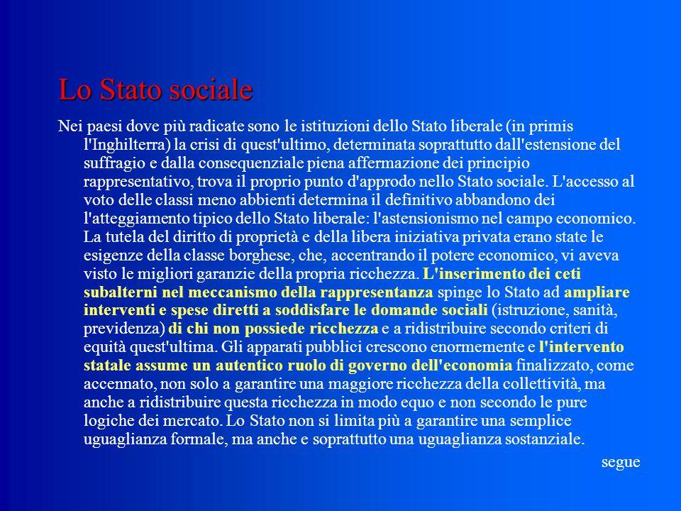 Lo Stato non è altro che la sovrastruttura politica attraverso la quale la classe borghese afferma e difende il suo primato economico. La finalità del