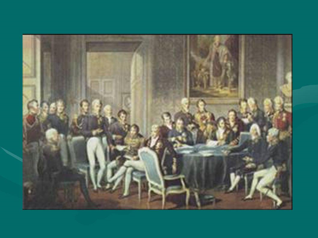 I due protagonisti Von Metternich: il vero regista..