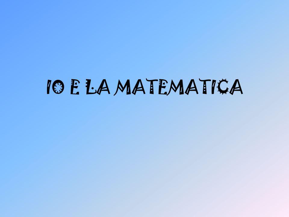 Durante l estate mentre preparavo il test d ingresso, mi appassionai moltissimo agli esercizi di logica e di matematica.