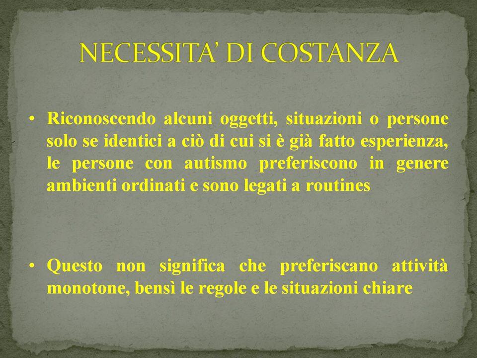 09/03/12 NECESSITA DI COSTANZA