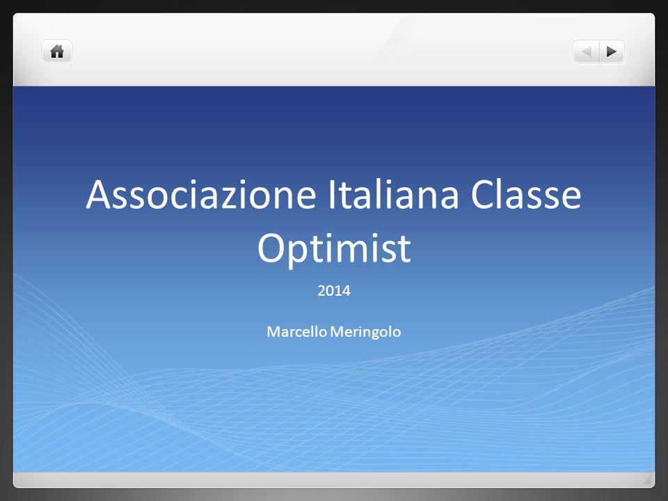 Associazione Italiana Classe Optimist 2014 Marcello Meringolo
