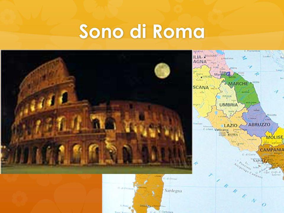 Sono di Roma