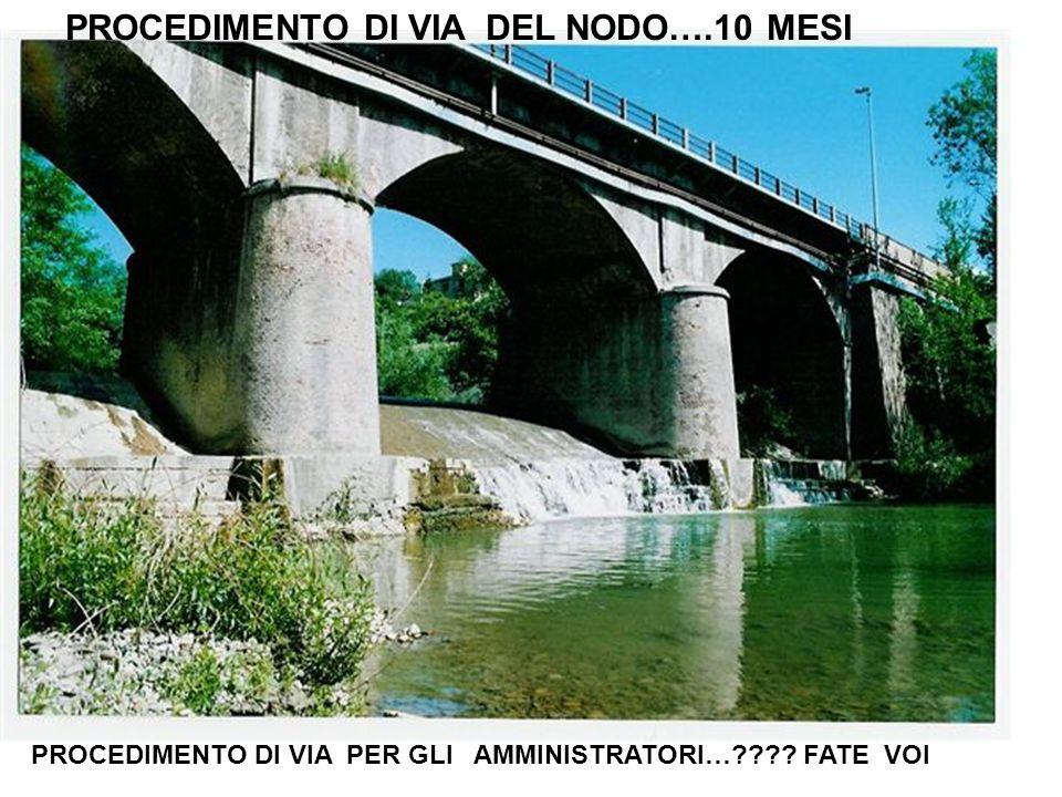 Panorama di via Toscana AVETE ROTTO....CON QUESTI CAMION