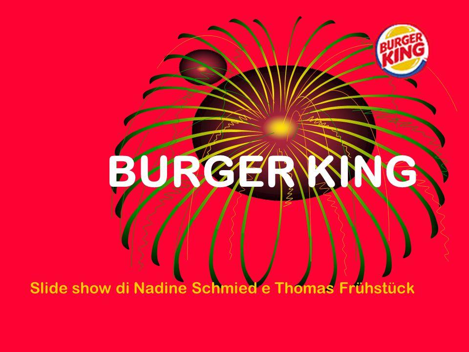 BURGER KING Slide show di Nadine Schmied e Thomas Frühstück