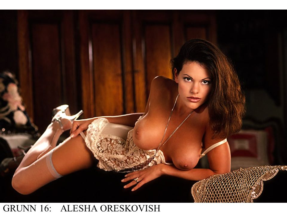 GRUNN 16:ALESHA ORESKOVISH