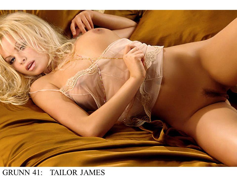 GRUNN 41:TAILOR JAMES