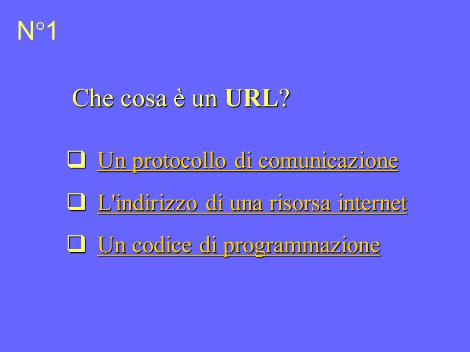 N°22 Quale pulsante utilizzi per interrompere il caricamento di una pagina web?