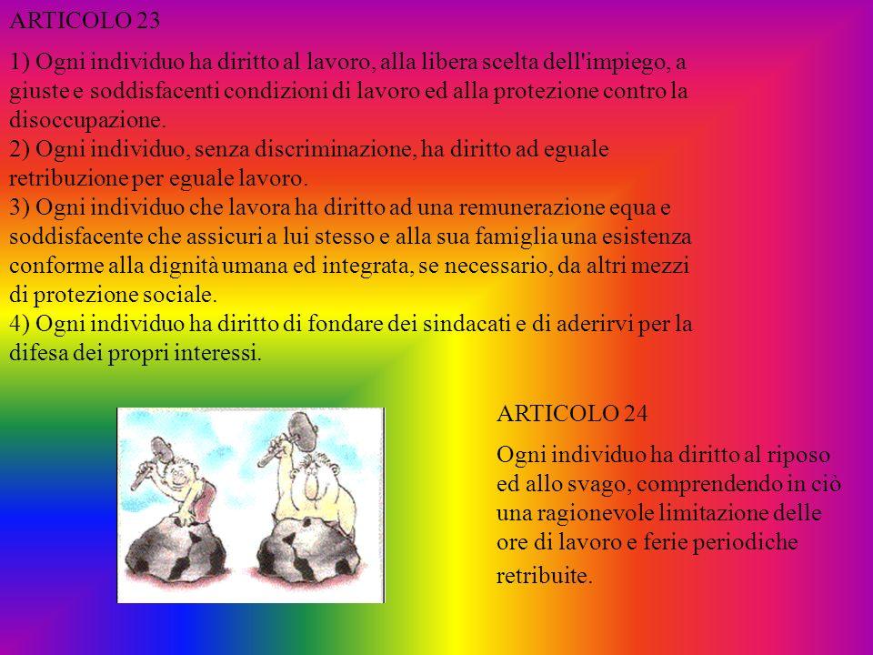 ARTICOLO 13 1.
