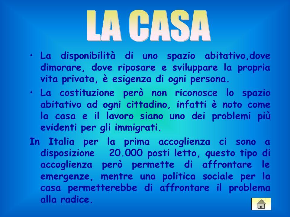 Tra le famiglie italiane emerge: Una diffusa povertà; Distribuzione diseguale della ricchezza; Una crescita ulteriore di chi era già ricco; Disagi sociali.