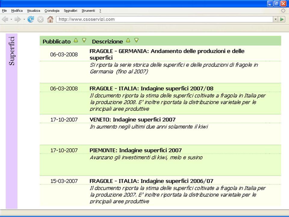 http://www.csoservizi.com Superfici