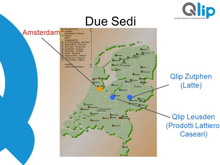 Produzione di latte crudo in Olanda Numero di aziende produttrici19 500 Latte consegnato annualmente (x 1000 kg)11 000 000 Produzione media del latte per azienda (kg)550 000 Numero di vacche da latte (85% CF)1 500 000 Numero di capre da latte200 000 anno 2009