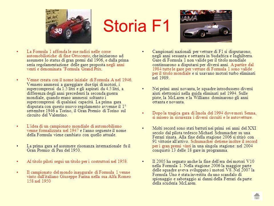 Storia F1 La Formula 1 affonda le sue radici nelle corse automobilistiche di fine Ottocento, che iniziarono ad assumere lo status di gran premi dal 19
