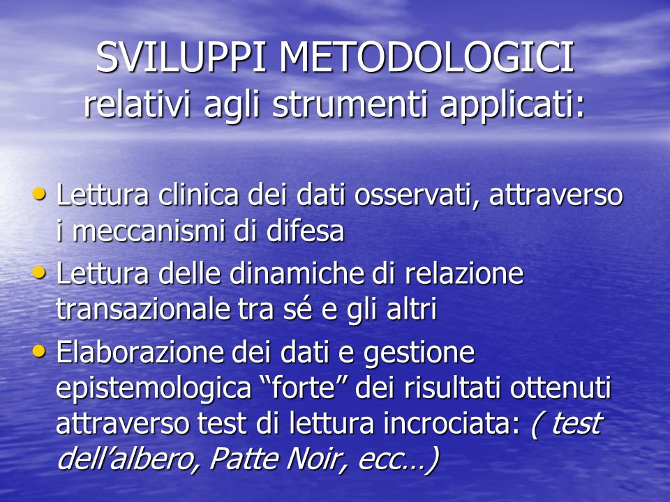 SITO INTERNET: www.aipps.it Relatori: Dott.Giovanni Lodetti Dott.