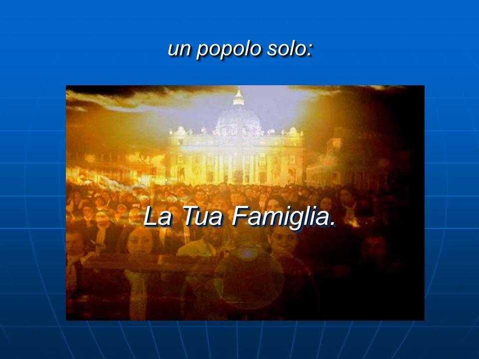 aiuti la Chiesa a fare di tutti i popoli aiuti la Chiesa a fare di tutti i popoli
