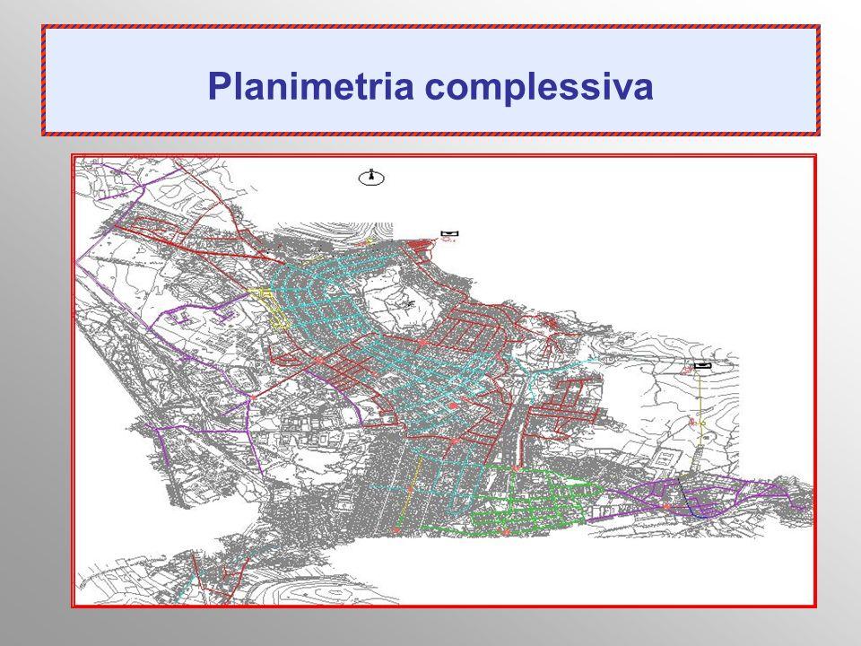 Premesse progettuali Il progetto in oggetto riguarda il rifacimento della rete idrica cittadina, attualmente in completo stato di fatiscenza, con avanzato grado di deterioramento delle condotte in acciaio esistenti.