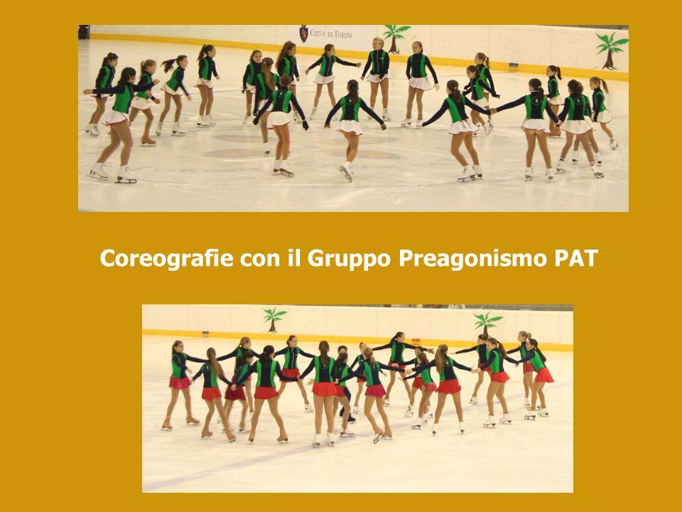 Coreografie con il Gruppo Preagonismo PAT