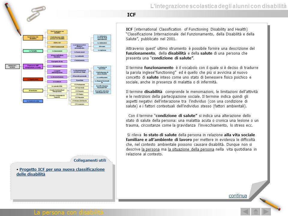 Lintegrazione scolastica degli alunni con disabilità CTI Portogruaro Scuola Capofila I.P.
