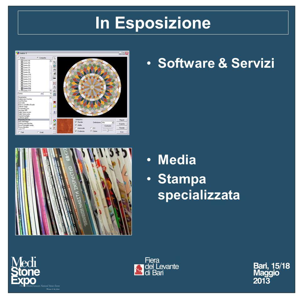 Software & Servizi Media Stampa specializzata In Esposizione