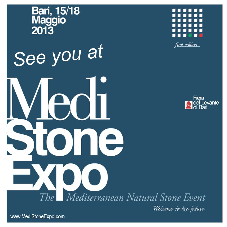 See you at www.MediStoneExpo.com