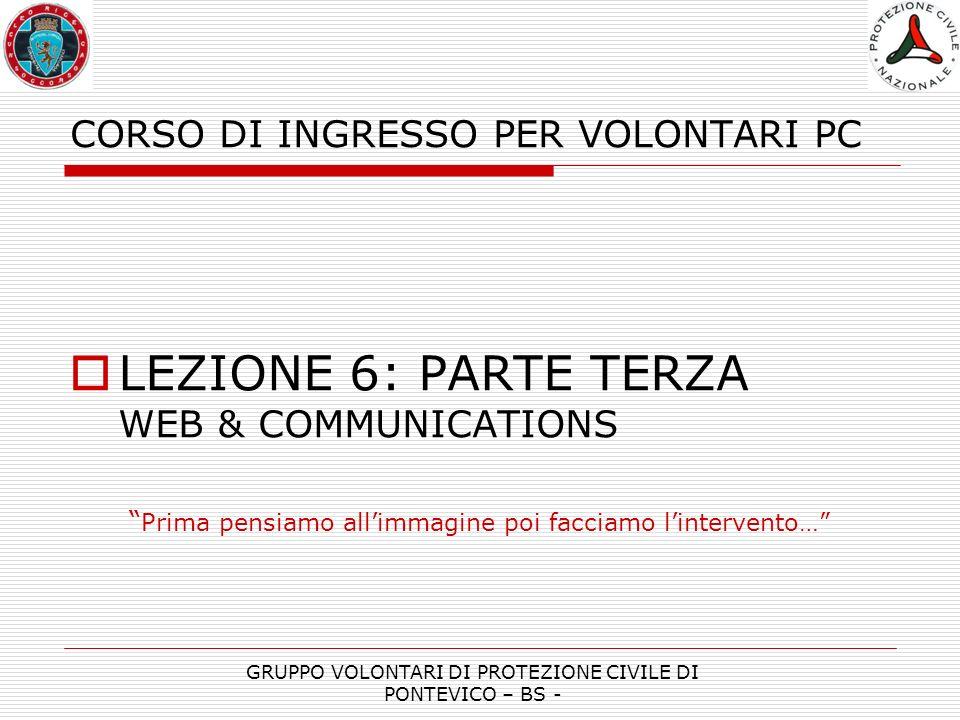 RISCHIO IDROGEOLOGICO - CENNI Risorse WEB di P.C.