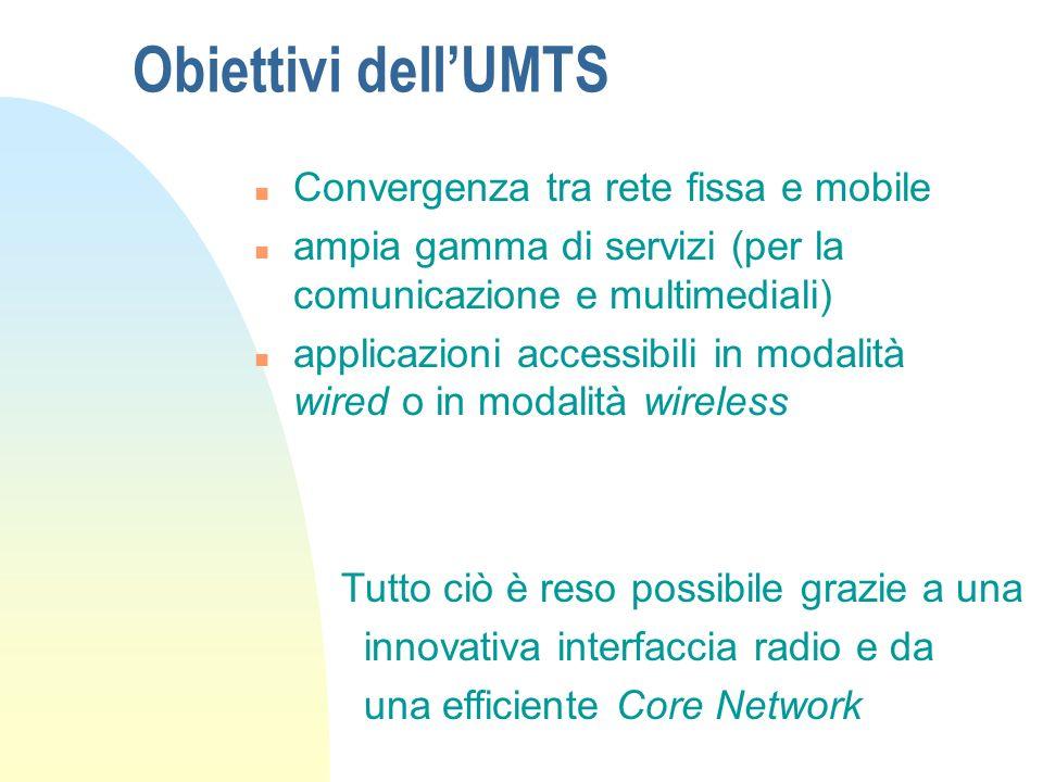 Il sistema UMTS - Introduzione Seminario per lesame di Reti Mobili Andrea Lorenzani Anno accademico 2002-2003