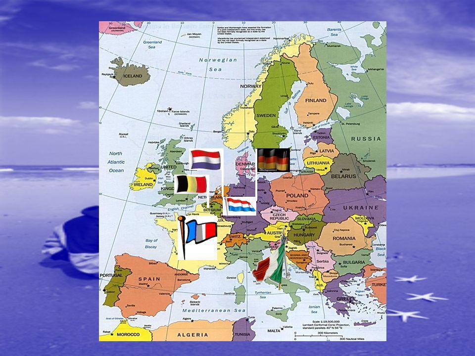 Unione Europea Storia I PROTAGONISTI DELLA STORIA DELLUNIONE EUROPEA 5 A.
