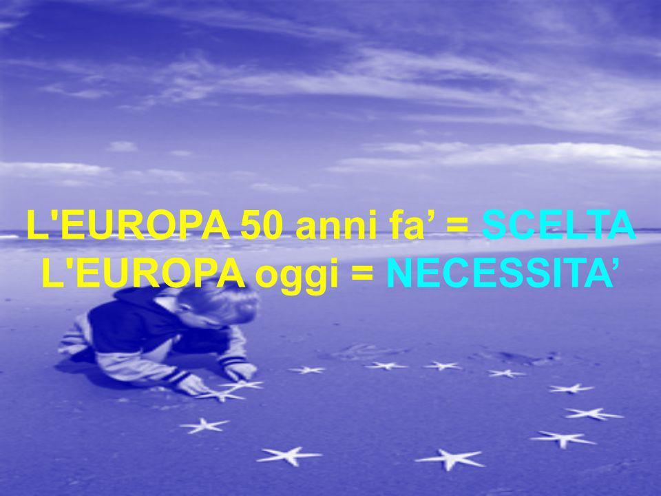 PEDAGOGIA DELL EUROPA che cos era che cos è che cosa può essere L EUROPA
