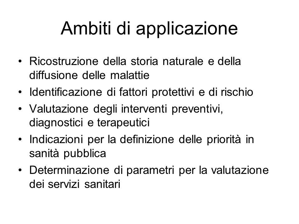 Sopravvivenza per alcuni tumori in Italia A 5 anni dalla diagnosi