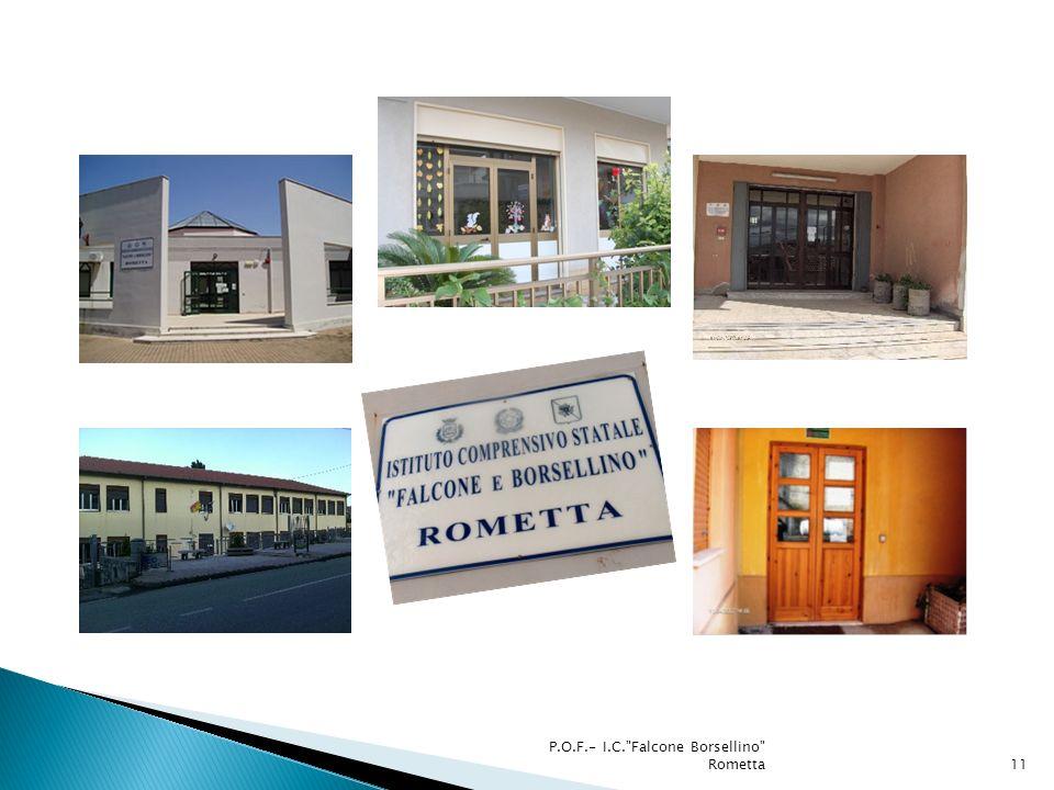 P.O.F.- I.C. Falcone Borsellino Rometta11
