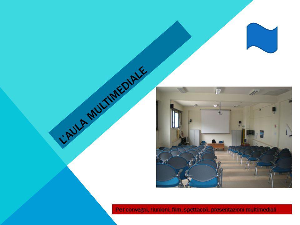 LAULA MULTIMEDIALE Per convegni, riunioni, film, spettacoli, presentazioni multimediali