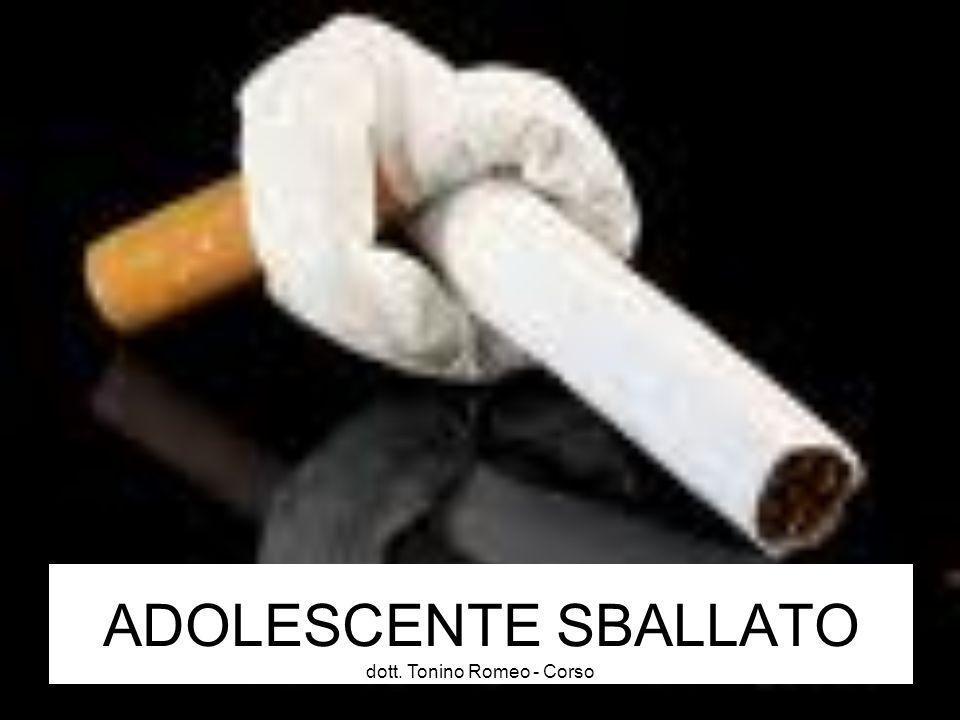 ADOLESCENTE SBALLATO dott. Tonino Romeo - Corso Educatori a Vimercate