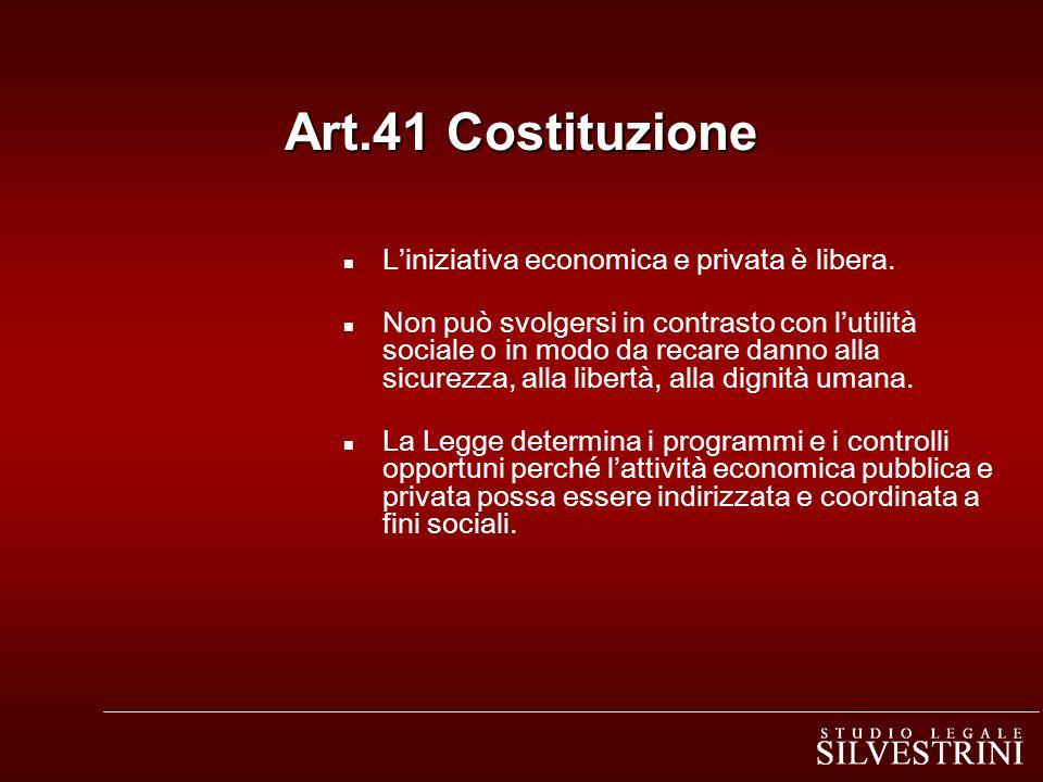 Art.39 Costituzione Art.