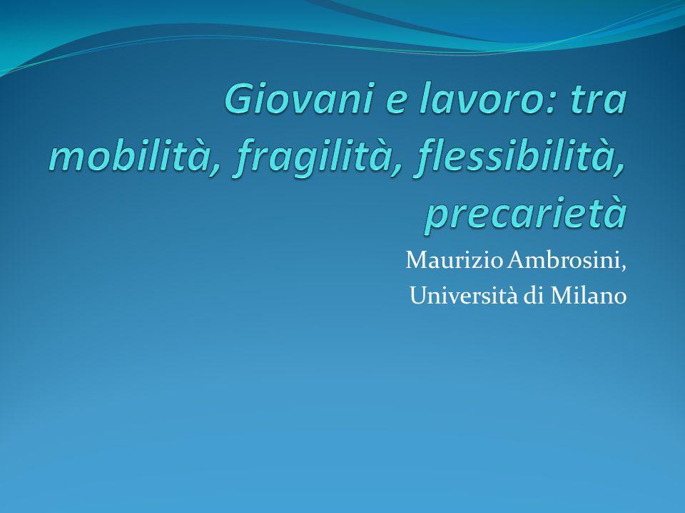Maurizio Ambrosini, Università di Milano